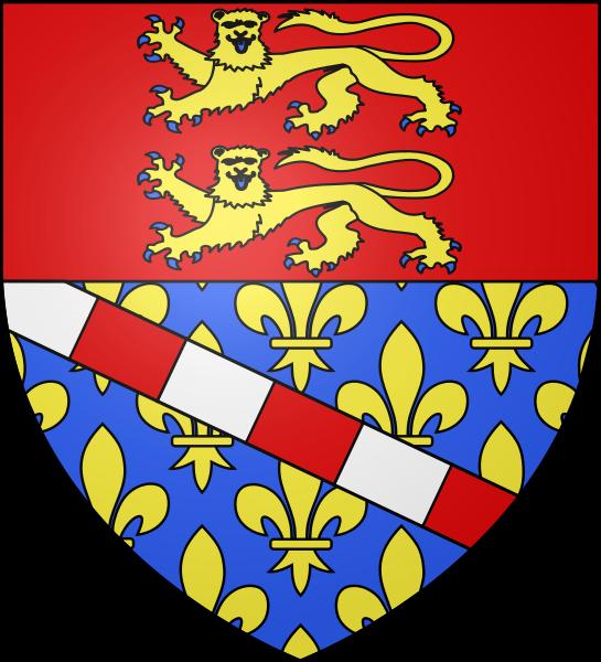 Drapeau département Eure 27