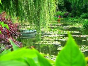Photographies jardin Claude Monet dans Eure 27 giverny_peintres-normandie-300x225